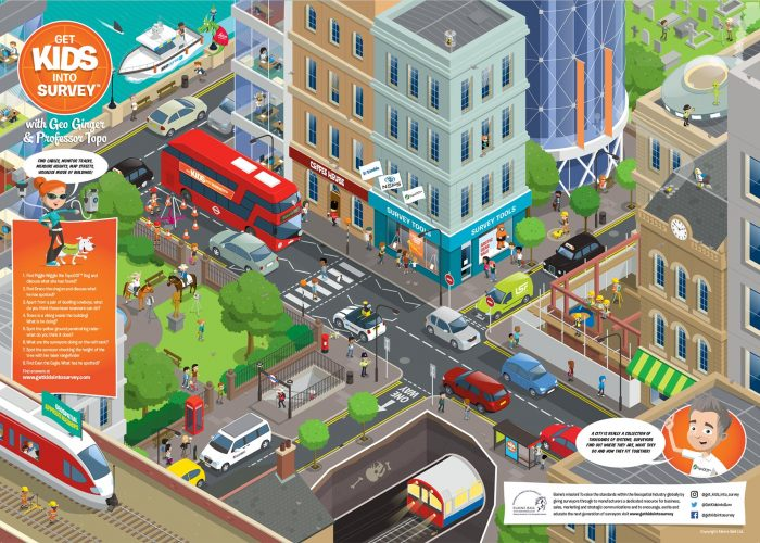 Diary of a Geospatial Marketer: Smart Cities Poster Edition