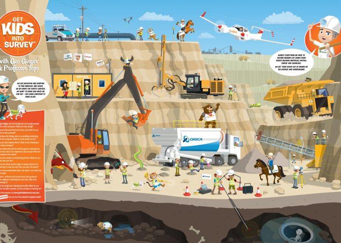'Mining' poster Q&A